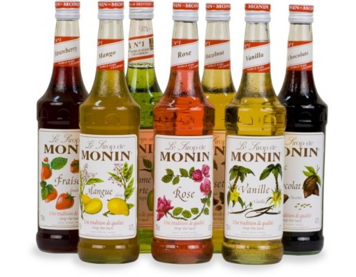All Monin Syrups