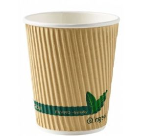 Compostable Kraft Ripple