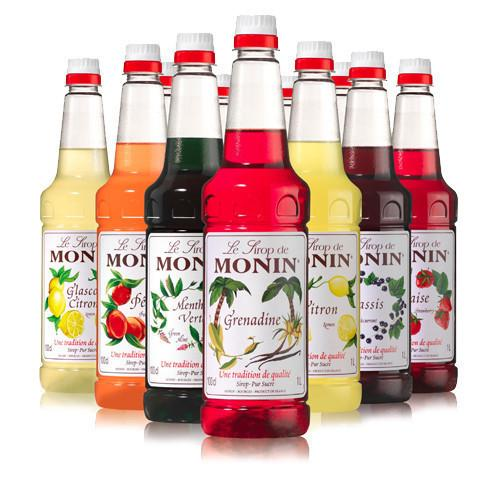 Flavouring Coffee Syrups Amp Sauces Monin Sweetbird Amp More