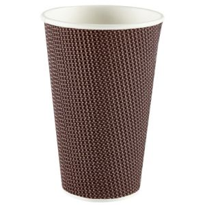 Brown Sparkly Cups