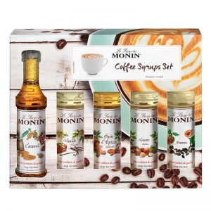 Monin Coffee Syrup Gift Set