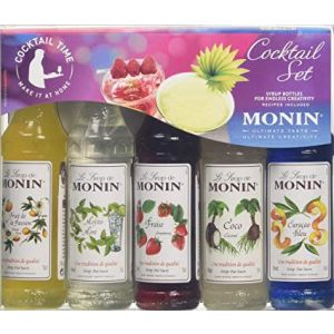 Monin Cocktail Syrups