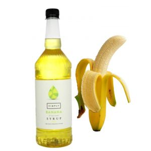 Simply Banana Syrup