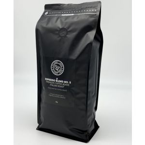Planet Java Espresso Blend No.5 Coffee Beans (1kg)
