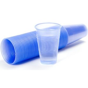 Blue Water Cups 7oz