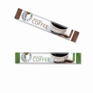 Decaffeinated Instant Coffee Sticks