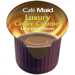 Cafe Maid UHT Cream Pots