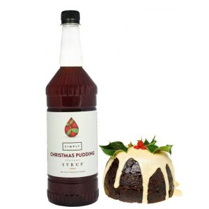 Christmas Pudding Syrup