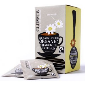 Clipper Fairtrade Chamomile Teabags