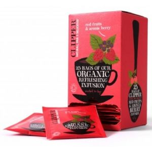 Clipper Red Fruit Teabags