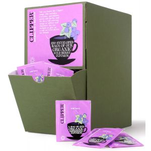 Clipper Wild Berry Tea