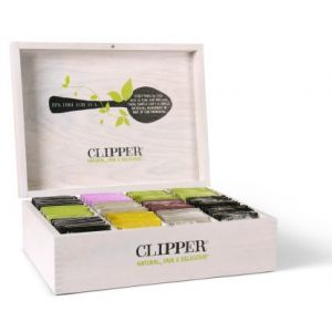 Clipper Tea Box