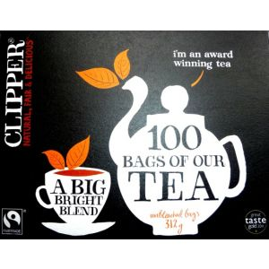 Fairtrade String & Tag Tea