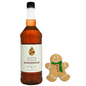 Gingerbread Coffee Syrup