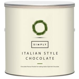 Italian Style Hot Chocolate