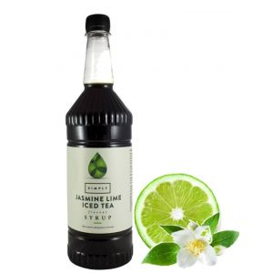 Jasmine Lime Ice Tea