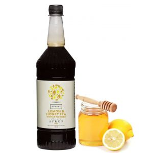 Lemon Honey Tea Syrup