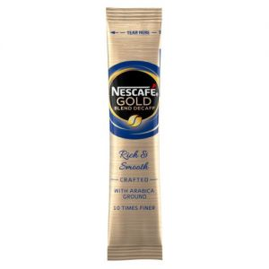 Nescafe Gold Blend Decaf Sticks