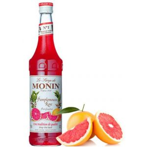 Monin Pink Grapefruit Syrup