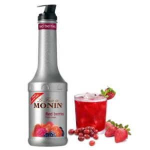 Monin Red Berry Puree