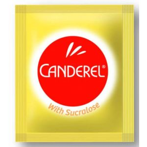 Canderel Yellow Sweetener Sachets