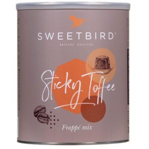 Sweetbird Sticky Toffee Frappe
