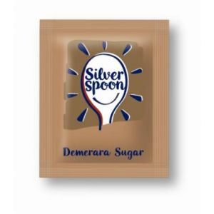 Brown Silver Spoon Sachets