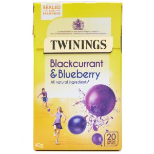 Twinings Blackcurrant & Blueberry