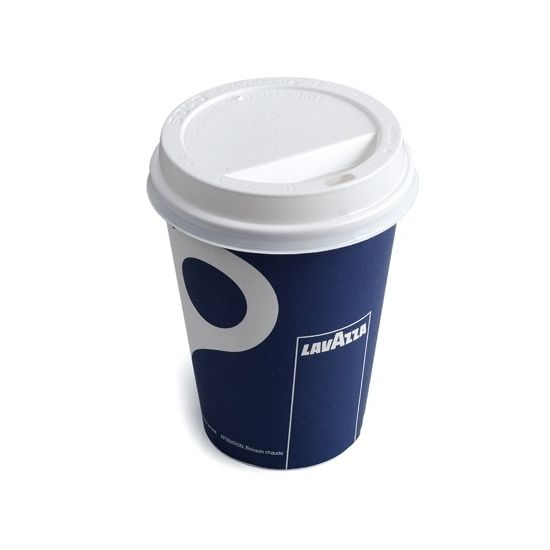 Lavazza 12oz Single Wall Takeaway Cups (1000)