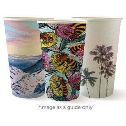 16oz Paper Coffee Cups