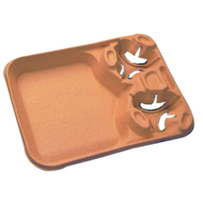 2 Cup Carry Tray