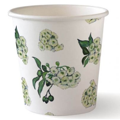 4oz Art Paper Coffee Cups