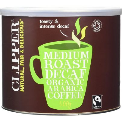 Clipper Decaf Instant Coffee