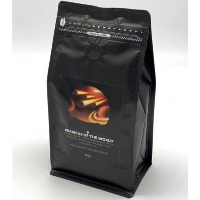 Planet Java Arabicas Of The World Ground Coffee (500g)