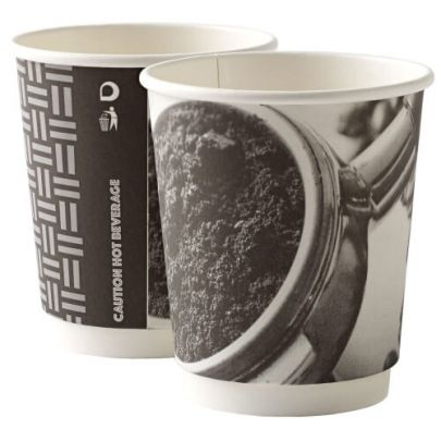 Mixed Double Wall Cups