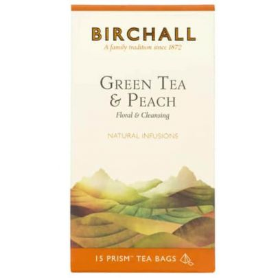 Birchall Green Peach Tea