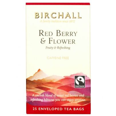Red Berry Flower Tea