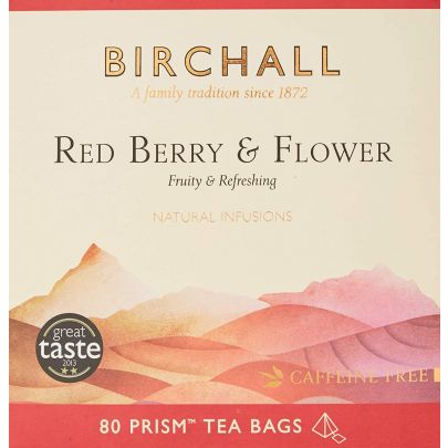 Birchall Red Berry Tea