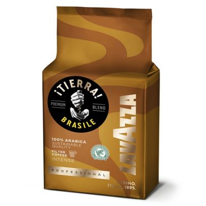 "Lavazza ""Origin"" Tierra Brasile 100% Arabica Filter"