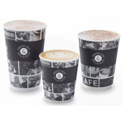 Cafe Life Cups