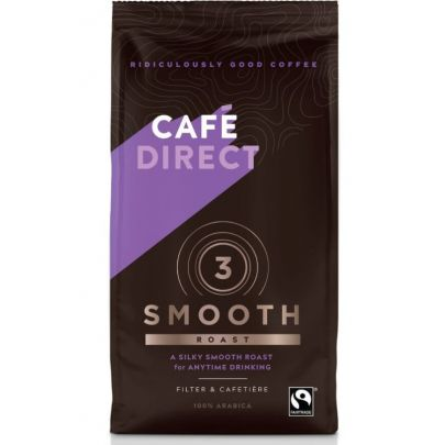 Cafedirect Smooth Roast Ground Coffee