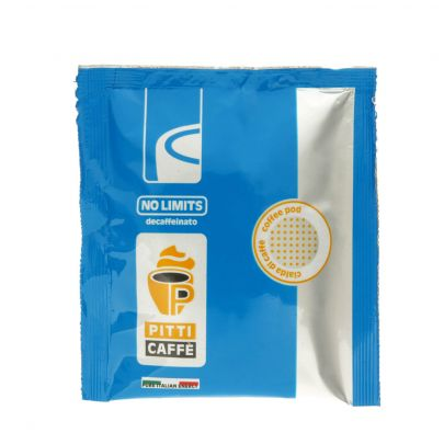 Pitti Caffe Decaf Pods