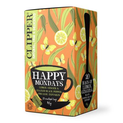 Clipper Happy Mondays Tea