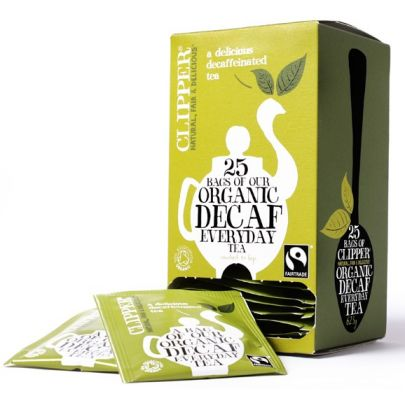 Fairtrade Organic Decaf Teabags