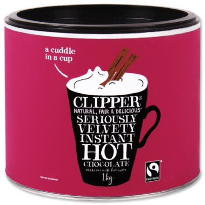 Clipper Hot Chocolate