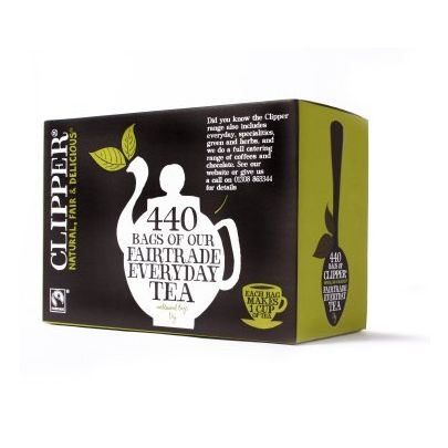 Clipper Fairtrade Everyday Teabags