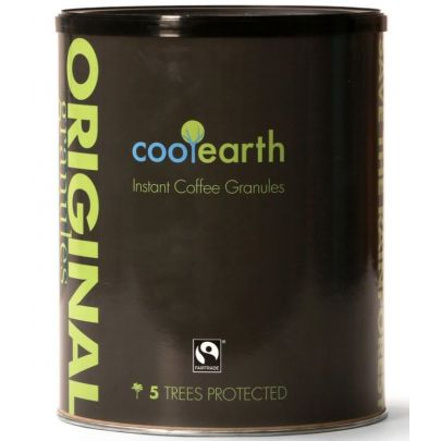 Cool Earth Fairtrade Coffee