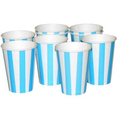 Candy Stripe Cold Cup 16oz