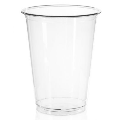 600ml Clear PET Cups