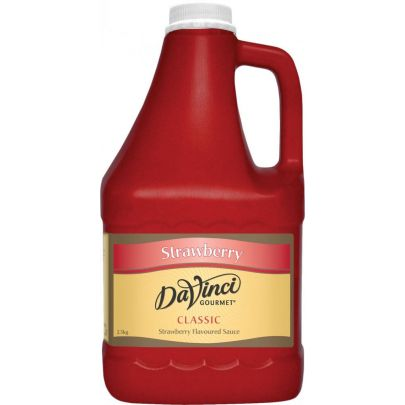 DaVinci Strawberry Sauce